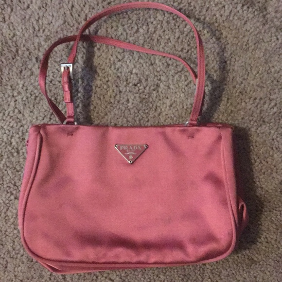 Pink blush satin purse. M 5b82d77a5a9d21cb56134c99 41ce51b58c